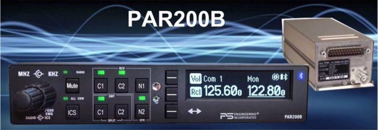 PAR200B and Radio